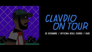 "Photo of [Music Live] CLAVDIO on Tour @ ""Officina degli Esordi"" Bari – 20 dicembre 2019"
