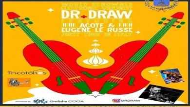 """Photo of [Music Live] Concerto di DR DRAW featuring """"Acote & Eugene le russe"""", per la prima volta in Italia @ """"Palazzo de mari"""" Acquaviva delle F. (BA) – 18 ottobre 2019"""
