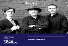 "Photo of [Music Live] FRED FRITH trio  live @ ""Anche Cinema"" BARI – 19 ottobre 2019"