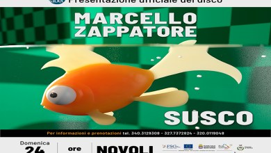 """Photo of [New Album] """"SUSCO"""" il nuovo album di MARCELLO ZAPPATORE dal 21 novembre nei negozi di dischi e sulle piattaforme digitali – il 24 a Novoli (LE) la presentazione ufficiale !"""