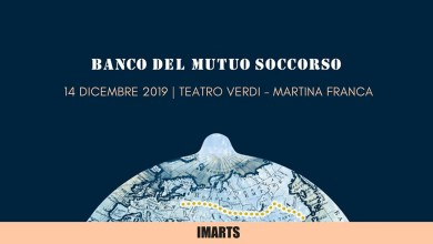 """Photo of [Music Live] BANCO DEL MUTUO SOCCORSO """"Transiberiana..Il Viaggio Continua"""" @ """"Teatro Verdi""""  Martina Franca – 14 dicembre 2019"""