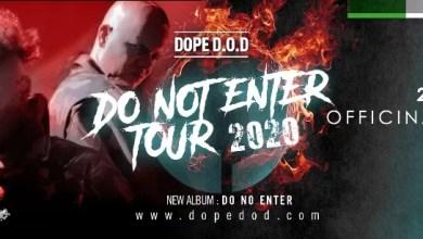 Photo of [Music Live] Il rap dei Dope D.O.D. arriva all'Officina degli Esordi di Bari per l'unica data al Sud Italia, giovedì 20 febbraio 2020