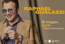 """Photo of [Music live] RAPHAEL GUALAZZI """"Ho un piano tour 2020"""" @ """"Teatro Petruzzelli"""" Bari – 19 maggio 2020"""