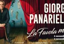 """Photo of [EVENTO POSTICIPATO] GIORGIO PANARIELLO torna con il nuovo spettacolo """"La Favola mia"""" – 3 novembre al Politeama Greco di Lecce, 4 novembre al Teatro Team di Bari"""