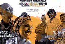 "Photo of [Music Streaming] ""RE-LIVE"" dal Jazz al Reggae per un Live al Teatro Fusco di Taranto, in streaming e filodiffusione (senza pubblico) h. 20:00"