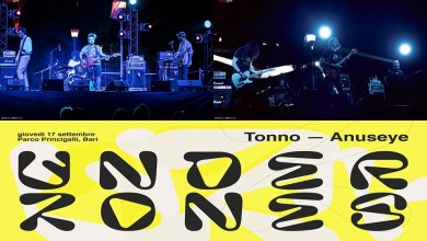 "Photo of [Live Music] I live di ANUSEYE e TONNO all' ""Under Time Zones"" @ Bari 17 settembre 2020"