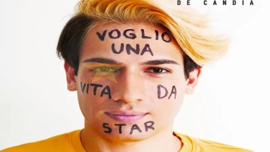 """Photo of """"Voglio una vita da star"""" l'attesissimo nuovo singolo di GIUSEPPE de CANDIA"""