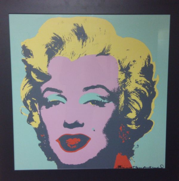 Andy Warhol Most Famous Pop Art