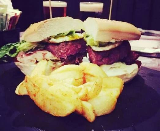 House Special Angus Beef Burger