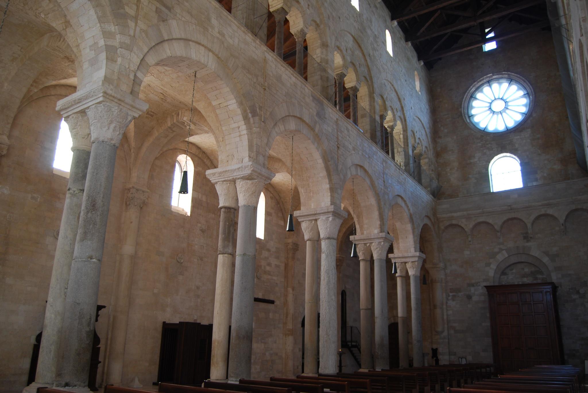 Trani  la Cattedrale  Puglia Passion