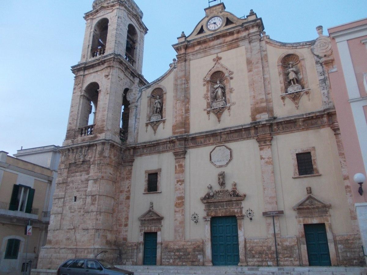 Palo del Colle  Chiesa del Purgatorio  Puglia Passion