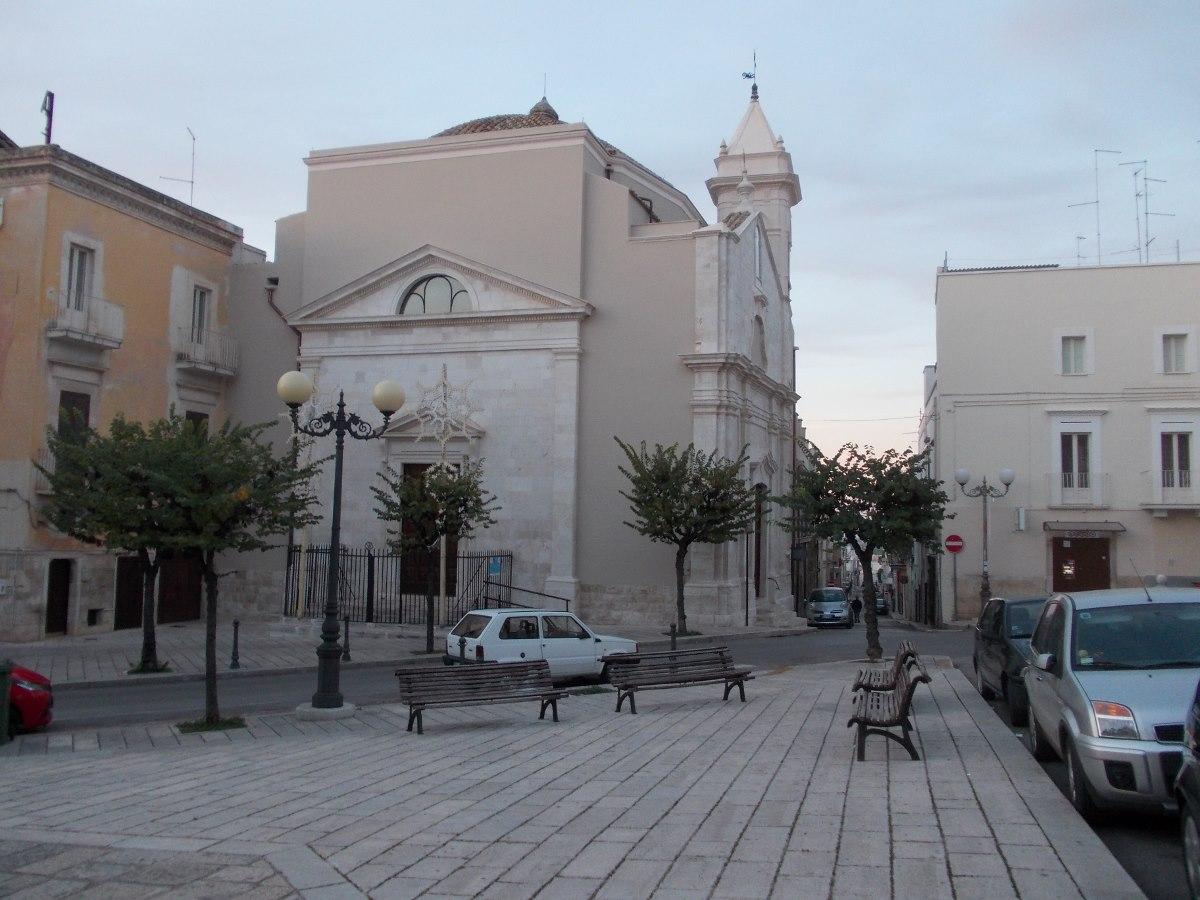 Palo del Colle  Chiesa di San Rocco  Puglia Passion