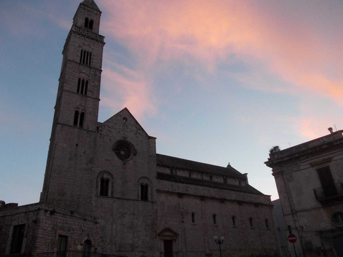 Palo del Colle  la Chiesa Madre  Puglia Passion