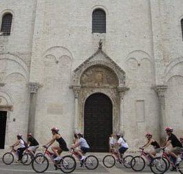 bike tours in bari