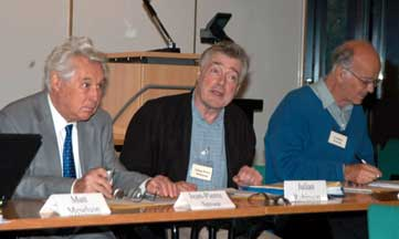 Jean-Pierre Stroot, Julian Perry Robinson and Graham Pearson