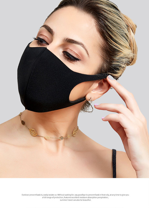 3 Pack-The Mecca Mask