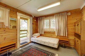 Kahe voodikohaga tuba