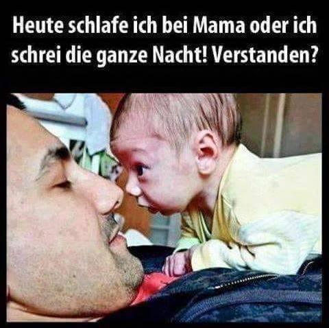 gluma limba germana copil si tata