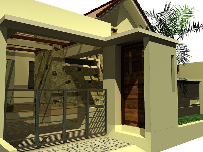 renovasi atap baja ringan rumah tipe 36 desain hemat biaya - mesra