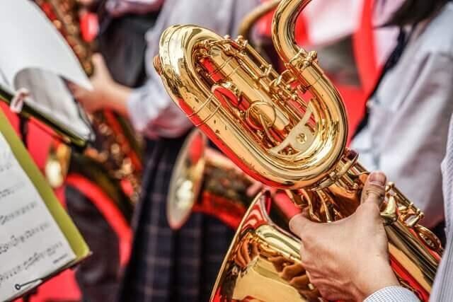 京都橘高等学校吹奏楽部