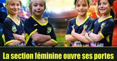 Annonce – Portes ouvertes feminines à GER le 29 Août