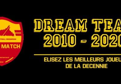 Dream Team 2010/2020 – La piste aux étoiles de Puk et Match!