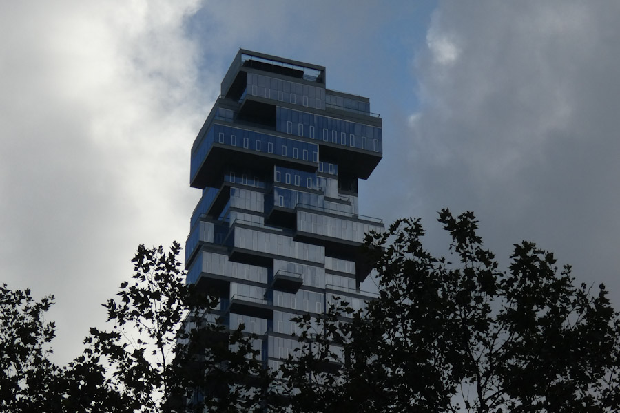 Jenga Building