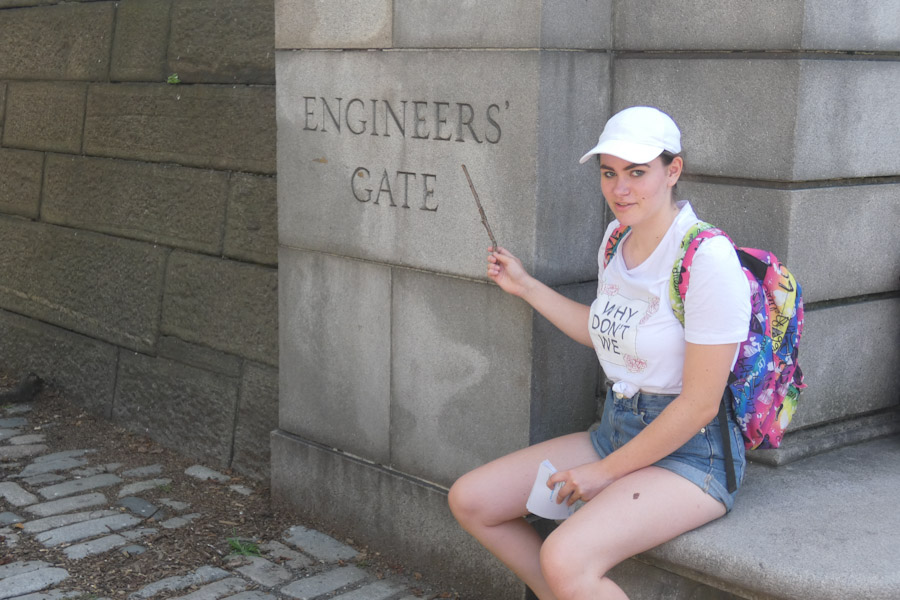 Central Park - Engineers Gate