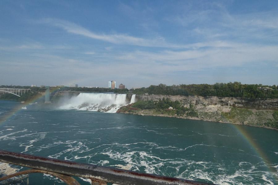 Uitzicht Niagara Ontario