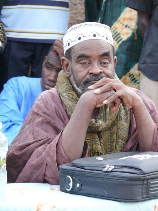 Aamadu Umar Jah, hooreejo Fedde Ɓamtaare Pulaar e Muritani