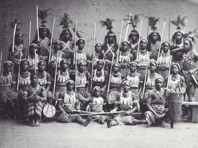 Rewɓe soofaaji Dahomee