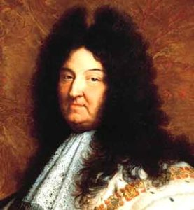 Louis XIV mo Farayse