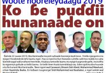 Woote hooreleydaagu 2019