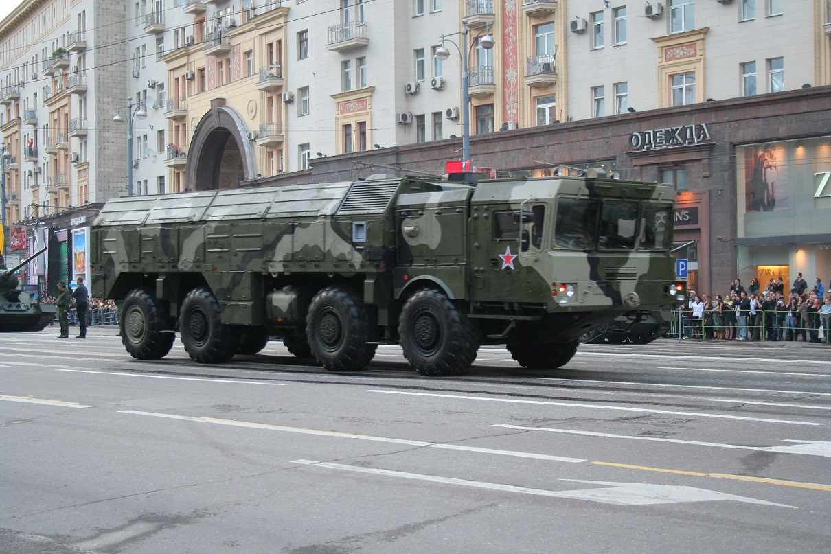 Russian missile system as a threat to security of Poland