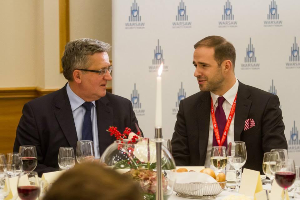 Okres dywidendy pokojowej wEuropie się skończył – konferencja Warsaw Security Forum 2014