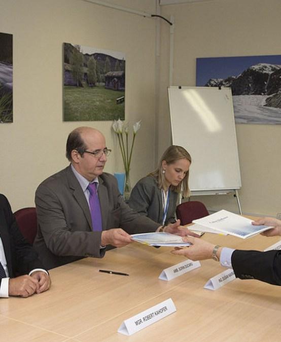 Czesi podpisują memorandum zNATO irozwijają europejską współpracę wzakresie cyberbezpieczeństwa