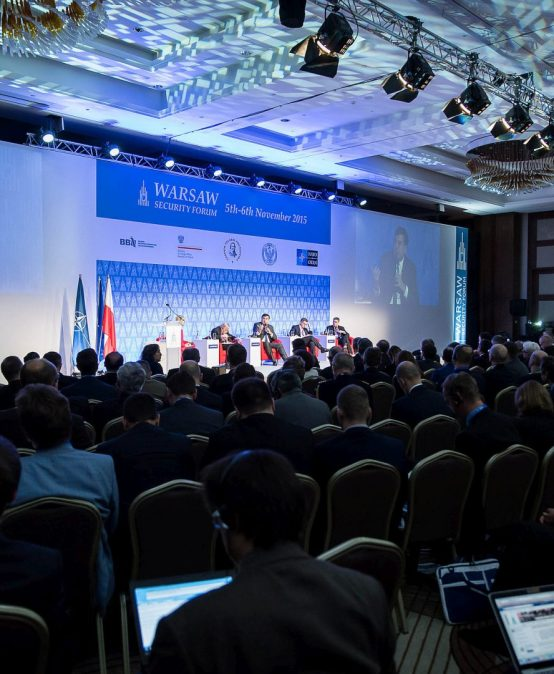 Security debate taken to the next level – Warsaw Security Forum 2015 summary