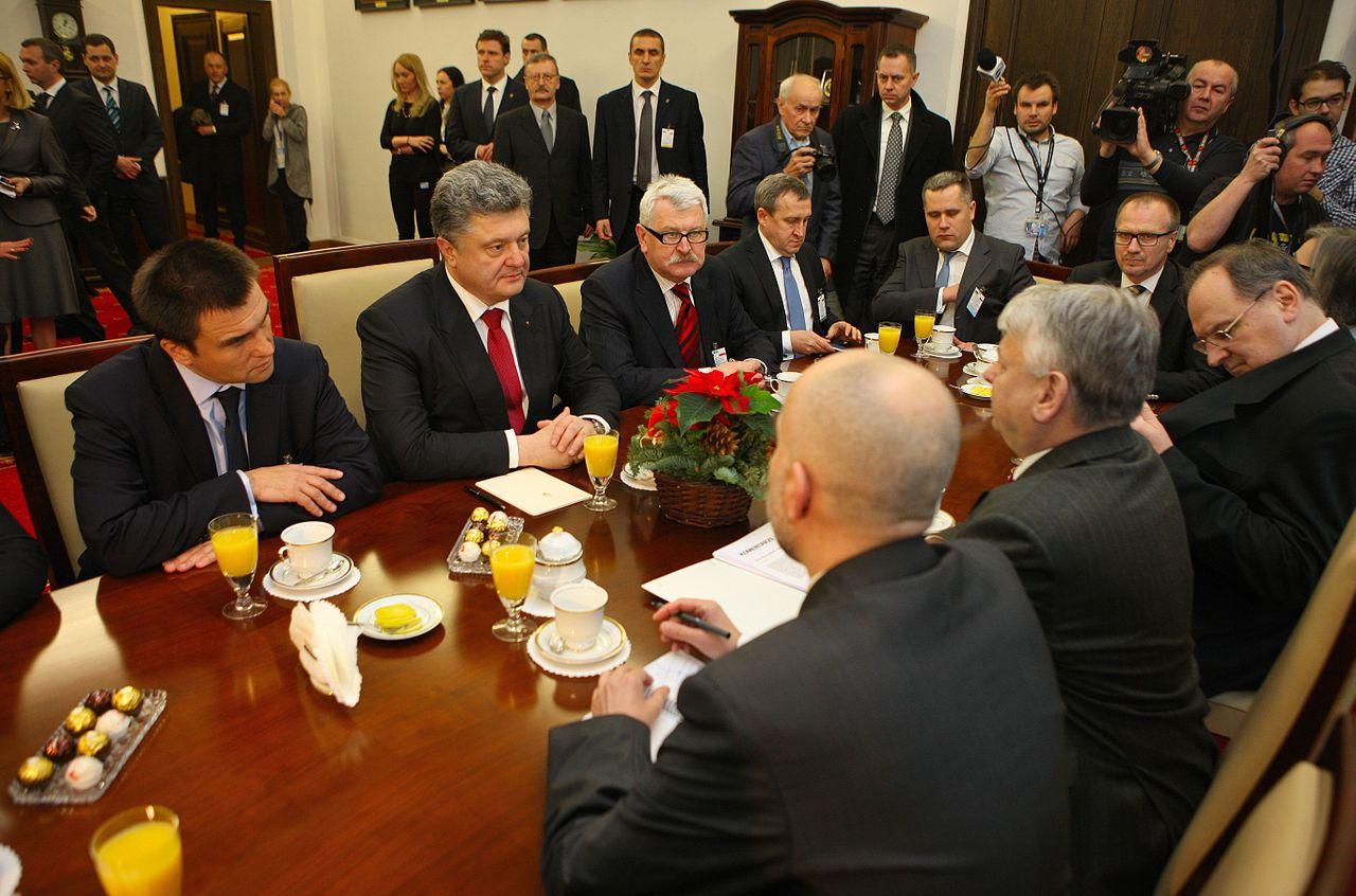 ANALIZA: Główne błędy polskiej polityki zagranicznej wobec Ukrainy