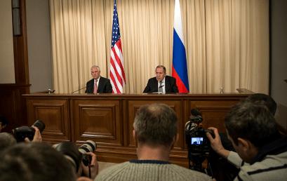 KOMENTARZ: Wizyta Tillersona wMoskwie – bezprzełomu wstosunkach rosyjsko-amerykańskich