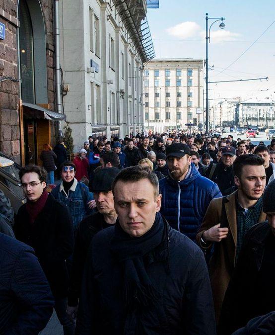 KOMENTARZ: Protesty antykorupcyjne – nowa jakość w rosyjskiej polityce