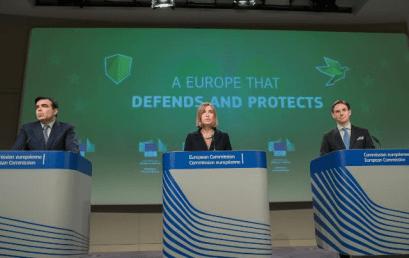 KOMENTARZ: Komisja Europejska uruchamia Europejski Fundusz Obronny