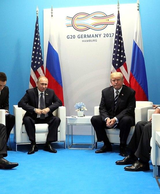 KOMENTARZ: Szczyt G20 – pierwsze spotkanie Trumpa zPutinem