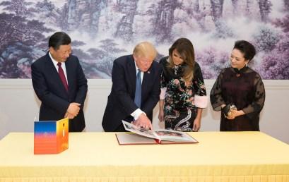 KOMENTARZ: Azjatycki maraton Trumpa podznakiem Korei Północnej ihandlu