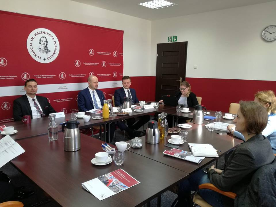 In spite of rising political tensions, Poles' support for the alliance with the USA is on the rise – presentation of the Pulaski Foundation and the Selectivv report on the opinion of the Polish public about the Polish foreign policy
