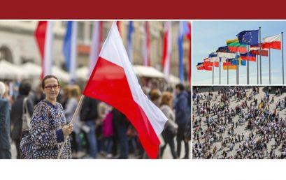"""Informacja nt.wyników badania """"Polityka zagraniczna ibezpieczeństwo zewnętrzne Polski"""""""