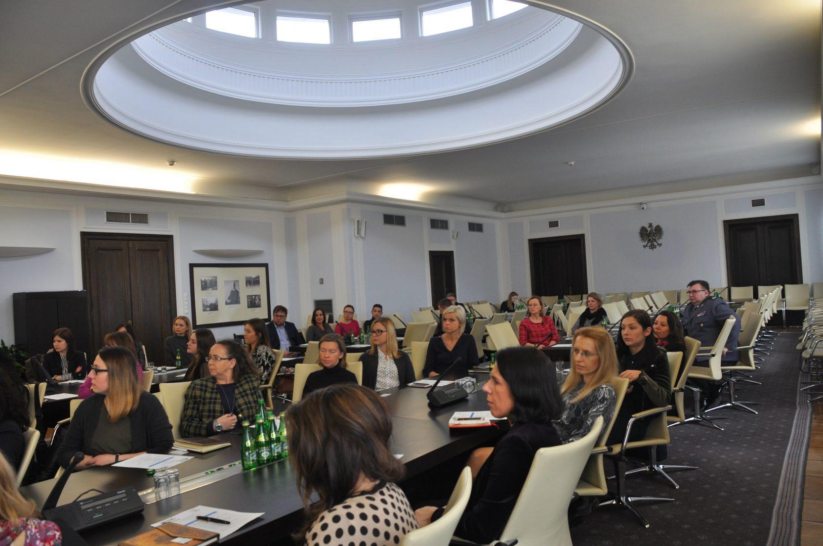 Diplomatic Meeting in the Embassy of Estonia