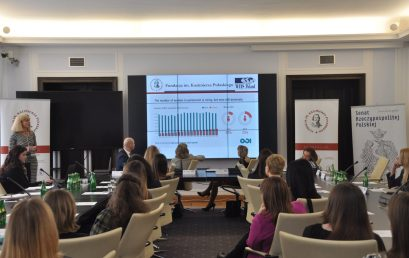 Inauguration of Women in International Security Poland
