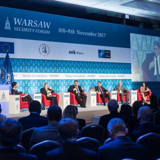 Warsaw Security Forum 2018 | #WSF2018