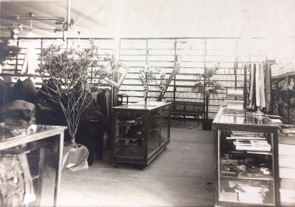 Interior Photo White Store 1915