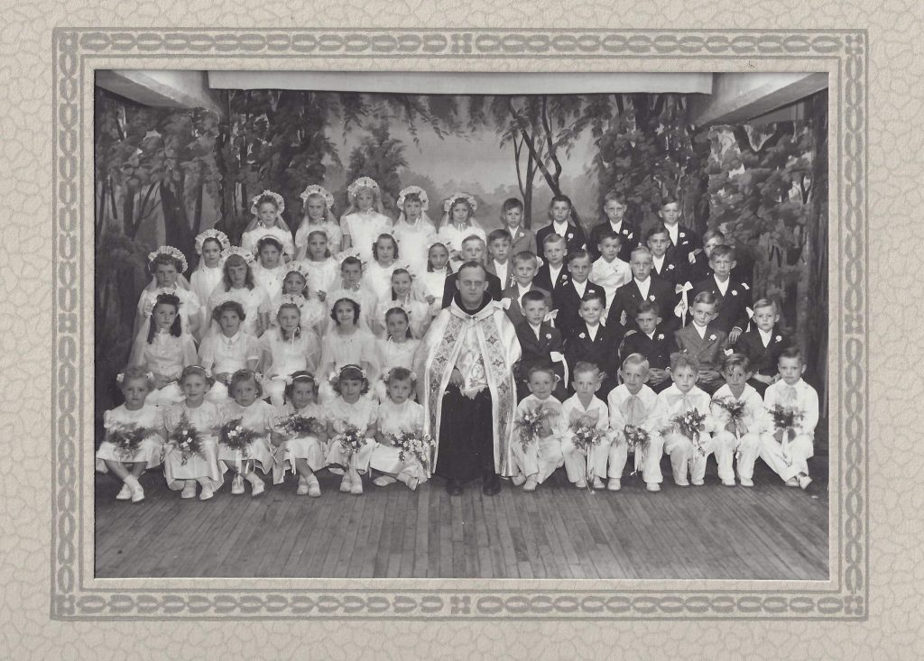 Communion photo? ABVM Church? Photos from Maggie Gajewski